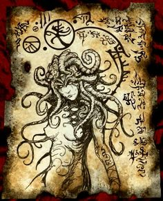 Avatar of Shub Niggurath by MrZarono.deviantart.com on @DeviantArt