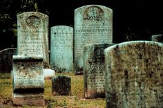 The Old City Cemetery   Flickr - Photo Sharing!