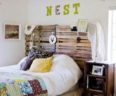 10 Unusual Headboard Ideas For An Original Bedroom Interior Décor