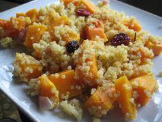 Rice of Life: Recipe: Butternut Squash Quinoa Cranberry Salad