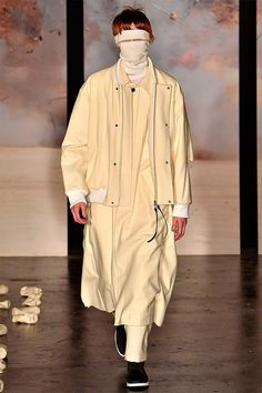 Berthold presented its Fall/Winter 2017 collection during London Fashion Week Men's.