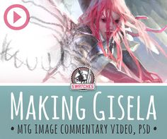 Making Gisela by ClintCearley