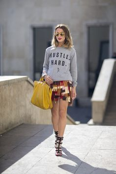 Paris Fashion Week - Graphic Tees Rock.