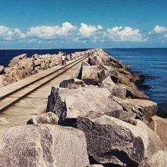 Molhes da Barra de Rio Grande | 14 lugares que vão te dar vontade de visitar o Rio Grande do Sul