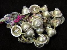 Tribal Turkoman Buttons zum Dekorieren