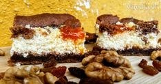 Tvarožník (fotorecept) - recept   Varecha.sk Tiramisu, French Toast, Breakfast, Ethnic Recipes, Desserts, Food, Basket, Morning Coffee, Tailgate Desserts