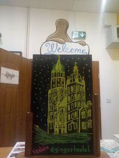 Welcome to #Krakow  #Gingerhostel