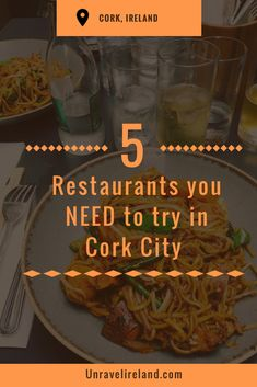 Write down these places to visit when you're going to Cork. Cork City, Cork Ireland, Best Places To Eat, Restaurant, Posts, Blog, Travel, Messages, Viajes