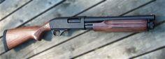 Im more of a mossberg man myself but damn thats sexy. Remington 870 sbs