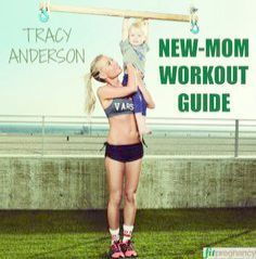 Tracy Anderson Weight Loss Workout for New Moms Feel stronger in a week with this new-mom workout from Tracy Anderson, fitness guru to Gwyneth Paltrow.Feel stronger in a week with this new-mom workout from Tracy Anderson, fitness guru to Gwyneth Paltrow. New Mom Workout, Mommy Workout, Workout Guide, Workout Men, Workout Challenge, Gwyneth Paltrow, Zumba, Postnatales Training, Muscle Training