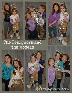 Slumber party ideas, sleepover ideas, scouting activities, girl scout ideas, party ideas for girls