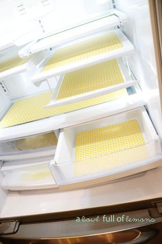 6 Life Changing Freezer Hacks Anyone with a Kitchen Needs is part of Refrigerator Organization Shelf Liners - We open up the fridge all day looking for snacks or ingredients to make a meal But the freezer gets opened maybe… … Fridge Shelves, Refrigerator Organization, Kitchen Organization, Organization Hacks, Kitchen Storage, Refrigerator Liners, Organizing Ideas, Storage Hacks, Kitchen Tips