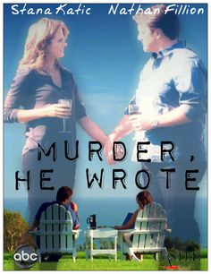 #MurderHeWrote #Castle100 Love this show