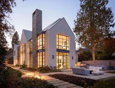 Rustic Mediterranean Farmhouse Exterior Design 1