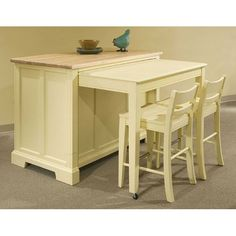 Kitchens Designs Pullout Table