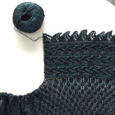 Ravelry: raamat's winter lace