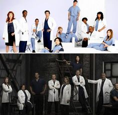 wetpaint grey's anatomy | Grey's Anatomy Cast Then and Now — The Doctors Almost ... | People ...