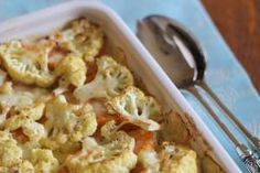 A Cauliflower bake for the winter weather.. (Irish Summer time!)