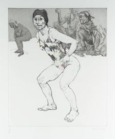 """Pendle Witches"" Paula Rego"