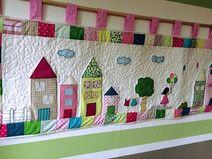 Wandschutz für das Kinderbett (200cm)