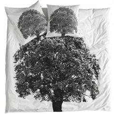 Bring nature into your home with this unique duvet cover from Danish label by nord.