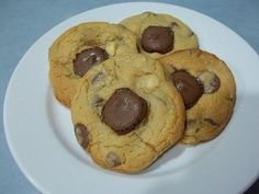 Mint Choc Chip Biscuits recipe