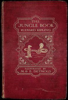 The Jungle Book... Rudyard Kipling   1909