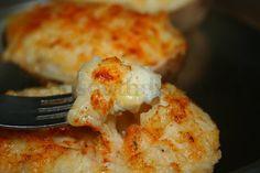 Crab Stuffed Twice Baked Potatoes