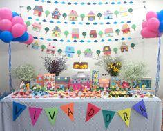 Festa+de+aniversário+feita+à+mão+como+antigamente+–+DIY