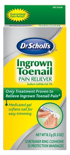 Scholl's Ingrown Toenail Pain Reliever Dr. Scholl's Ingrown Toenail Pain Reliever Ingrown Hair Removal, Ingrown Toe Nail, Toenail Pain, Serum, Dr Scholl, Permanent Hair Removal Cream, French Tip Acrylic Nails, Toenail Fungus Treatment, Quartos
