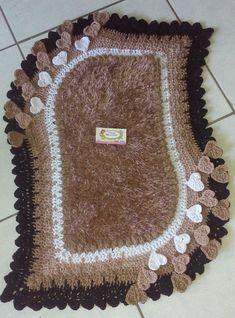 Manta Crochet, Crochet Baby, Knit Crochet, Free Crochet Doily Patterns, Crochet Doilies, Bathroom Interior Design, Diy Fashion, African Fashion, Projects To Try