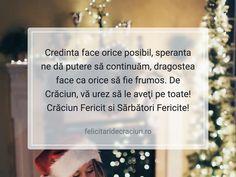 Anul Nou, Orice