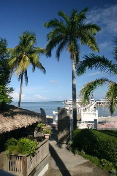 Belize City is the largest city in the Central American region of Belize and was once the capital of the former British Honduras.