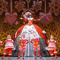 We've got a great list of Mother Ginger guests for the Nutcracker! Nutcracker Ballet Costumes, Dance Costumes, Ballet Austin, Ballet Shows, Ballet Performances, Ballet Images, Ballet Art, Ginger Snaps, Holiday Traditions