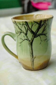 musiclostlove:  Here's a few of the mugs that came out of the...