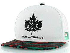 Tribe PA Snapback Cap By K1X