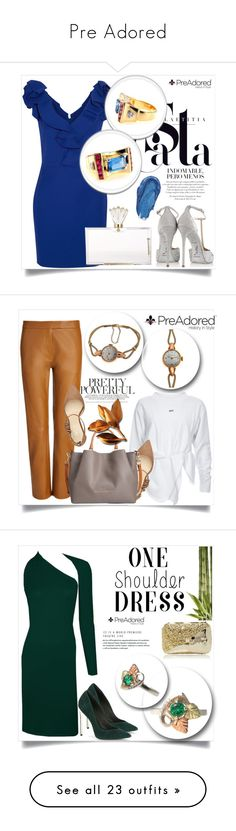 """""""Pre Adored"""" by amra-mak ❤ liked on Polyvore featuring Lanvin, René Caovilla, Charlotte Olympia, Urban Decay, PreAdored, Joseph, Nine West, Dooney & Bourke, Rachel Zoe and Anndra Neen"""