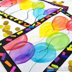 Color Mixing Ballons Color Mixing Ballons Color Mixing Ballons Art with Mrs Nguyen Color Mixing Ballons Color Mixing Ballons Art with Mrs Nguyen Kindergarten Art Lessons, Art Lessons Elementary, Kids Art Lessons, Art Education Lessons, Upper Elementary, Arts And Crafts Movement, Art 2nd Grade, Visual Elements Of Art, Elements Of Color