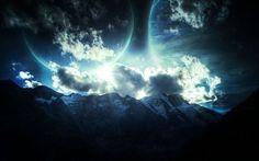 Une libération, une ascension... s'accompagne d'un changement de point de vue