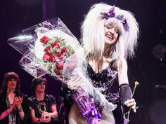 Lena Hall takes her final curtain call  in HEDWIG AND THE ANGRY INCH