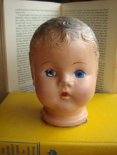 doll heads | Trends: vintage dolls heads | Homegirl London