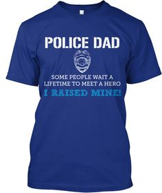 Police Dad! (LIMITED EDITION)