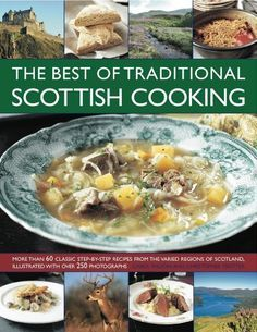 Irish and scottish recipes | Recipes-SCOTTISH