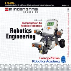 This multimedia curriculum is an ideal tool to introduce robots into the middle or high school classroom. It provides teachers with an engaging program to teach STEM concepts utilizing the LEGO Mindstorms NXT Robots.