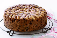 Here is a fabulous Christmas cake recipe which is gluten-free so the whole family can enjoy it.