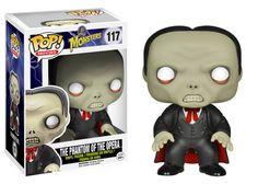 Funko Pop! Movies: Universal Monsters - Phantom of the Opera
