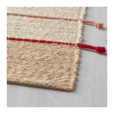 A Jute Rug. But The Way Theyu0027
