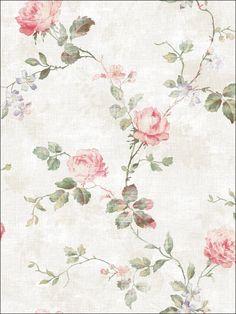 wallpaperstogo.com WTG-098219 Seabrook Designs Traditional Wallpaper