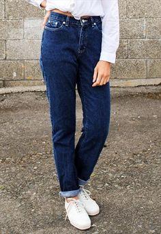 0414770f284 Tommy Hilfiger Blue Jeans