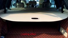 (78.24$)  Buy here - http://aiej2.worlditems.win/all/product.php?id=32639858713 - Beige Cargo Cover Security Shield For Ford Everest 4Dr SUV 2015 2016